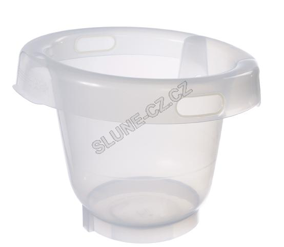 Bébé-Jou koupací kyblík transparentní Bébé-Bubble