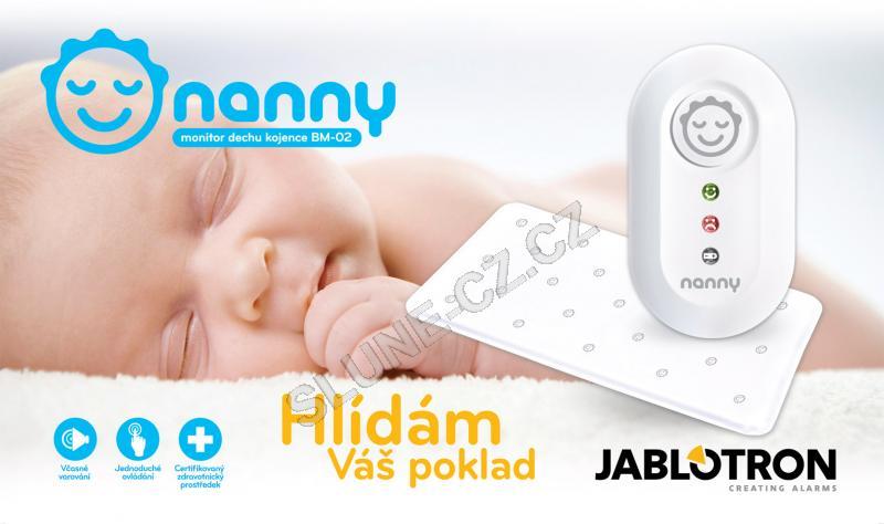 Monitor dechu Nanny