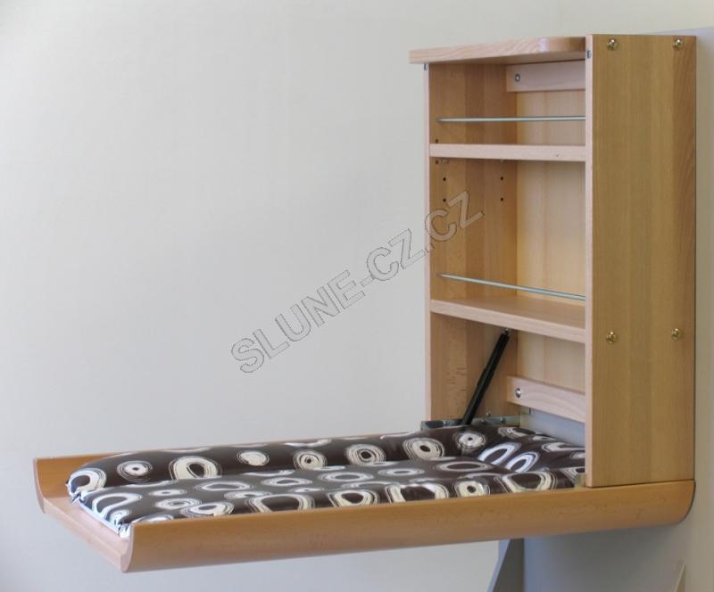 Geuther Wanda přebalovací stůl závěsný s přebalovací podložkou 2014