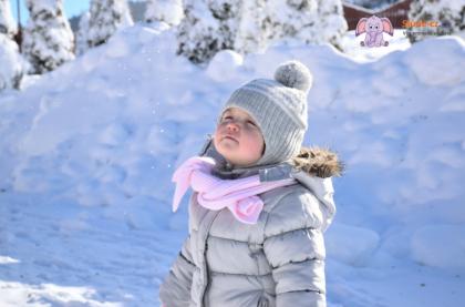 Jak vybavit dítě do golfek v zimě
