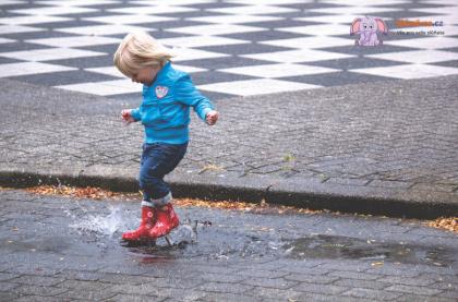 Které oblečení udělá radost tříletému děťátkovi