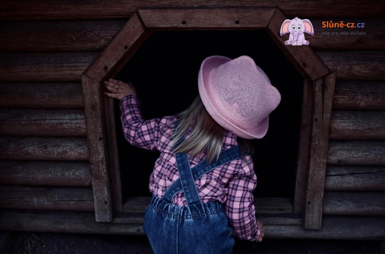 Jak naučit děti nebát se po setmění venku