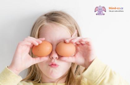 Jak zabavit děti při vaření nebo pečení – Věk 2+