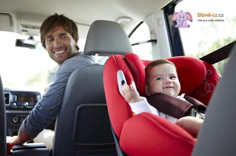 Jak naučit dítě zvládat delší cesty v autě – metoda střídání činnosti- Novorozenec, kojenec, batole