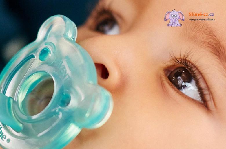 Jak odnaučit dítě používat dudlík před spaním – tedy jak definitivně skončit s dudlíkem – metoda stříhání dudlíku- Dítě od 18 do 24 měsíců