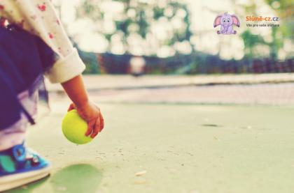Učíme děti – Školka s míčem – Věk 5+