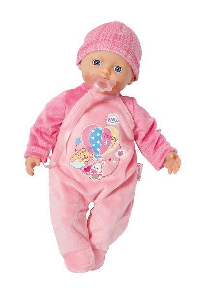 Zapf Creation My Little Baby born Super Soft Interaktivní