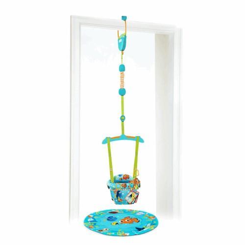 Bright Starts Disney baby Hopsadlo do dveří Finding Nemo 2v1 6m+, do 12 kg, 2016