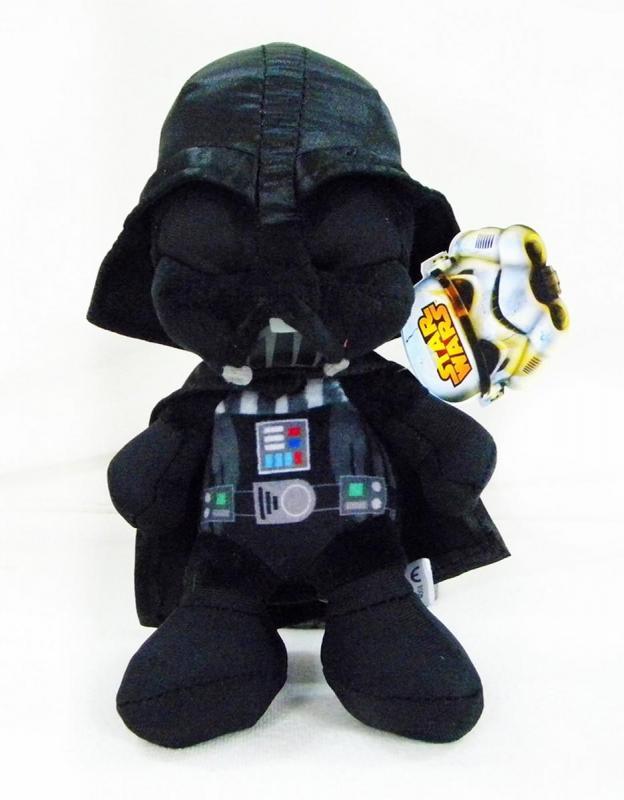 ADC Blackfire plyšová figurka STAR WARS Darth Vader, 17 cm