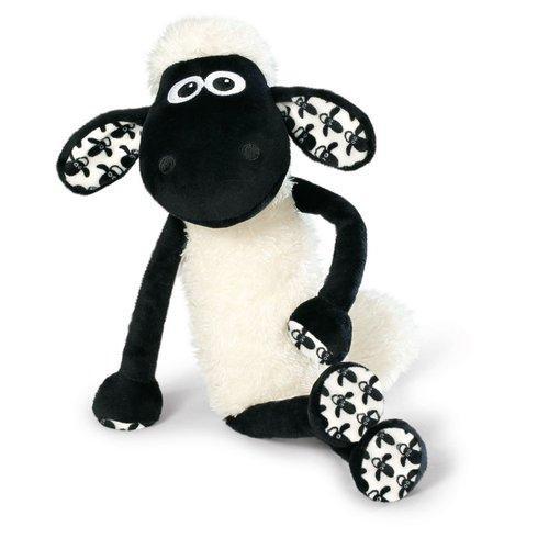 Shaun the Sheep - Ovečka Shaun - Plyšová ovečka Shaun 35cm