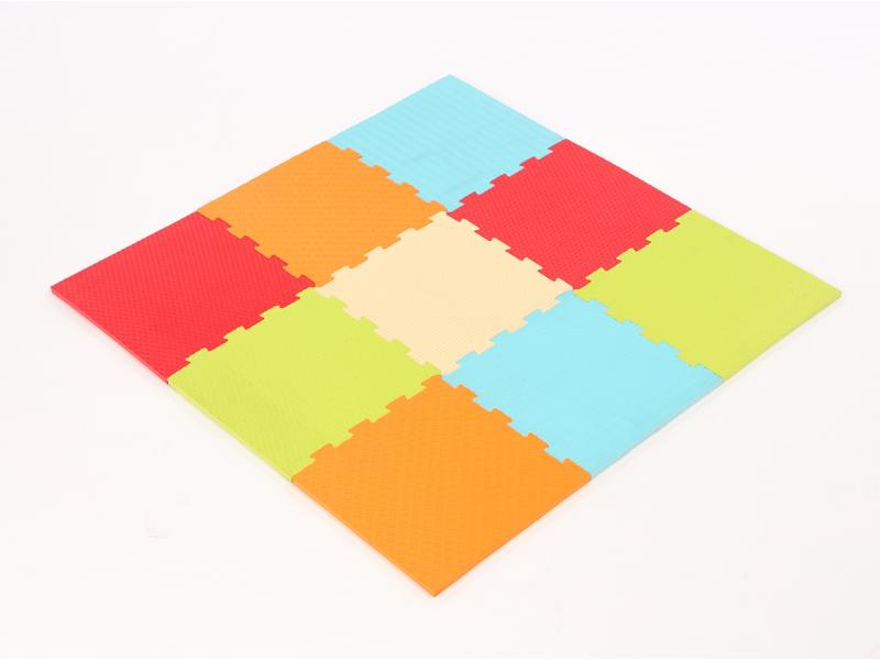Ludi Puzzle pěnové 100x100 cm