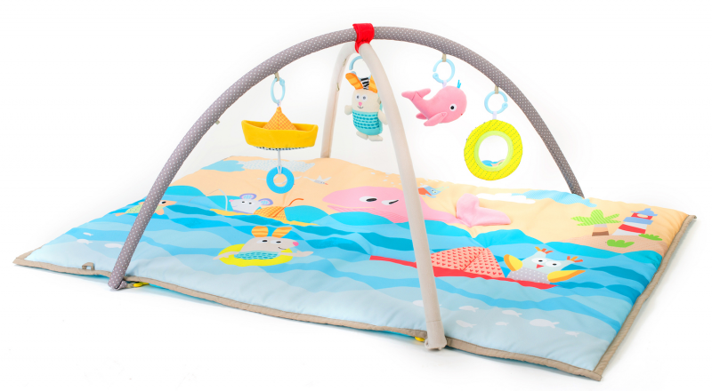 Taf Toys Hrací deka s hrazdou Moře