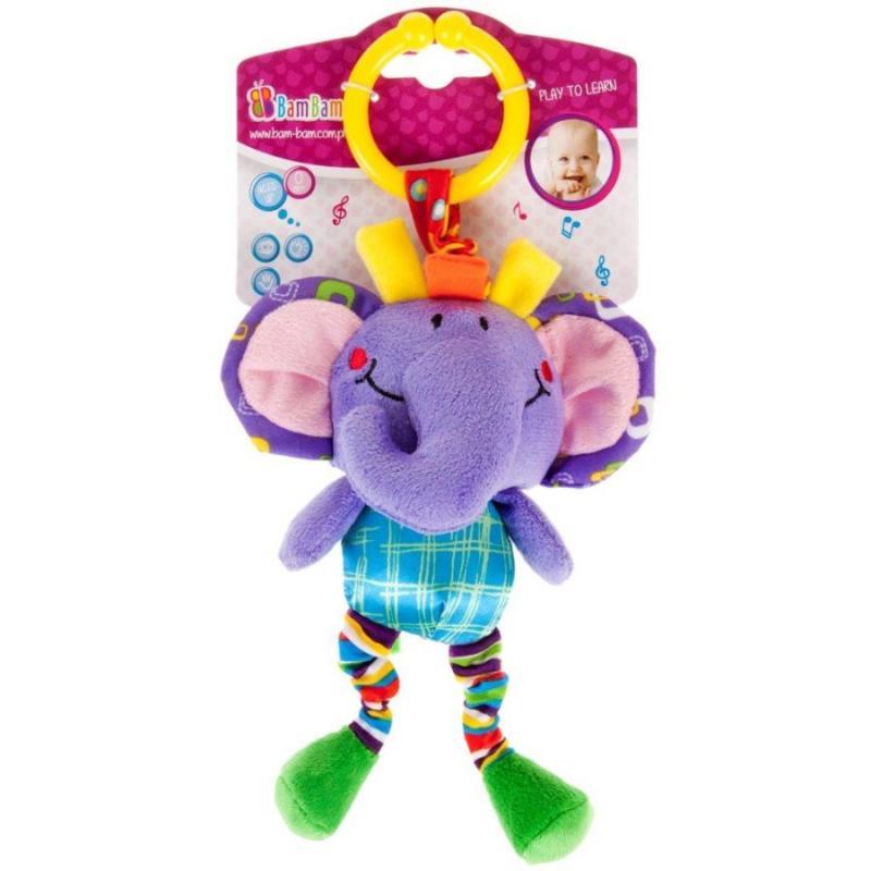 BamBam Vibrující přítel slon