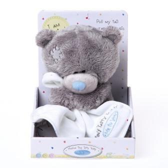 EP Line Me to you - Tiny Tatty Teddy - Hrací medvídek 17,5 cm