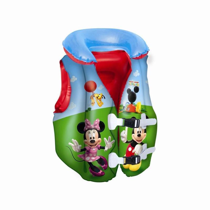 Bestway Nafukovací plavací vesta - Mickey/Minnie