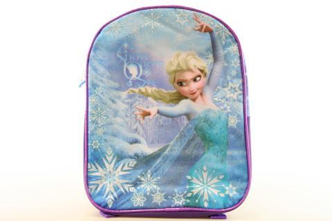 Batoh třpytivý Frozen fialový