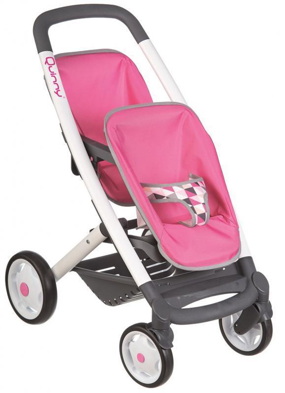 Smoby Maxi-Cosi & Quinny Sportovní kočárek pro panenky dvojčata