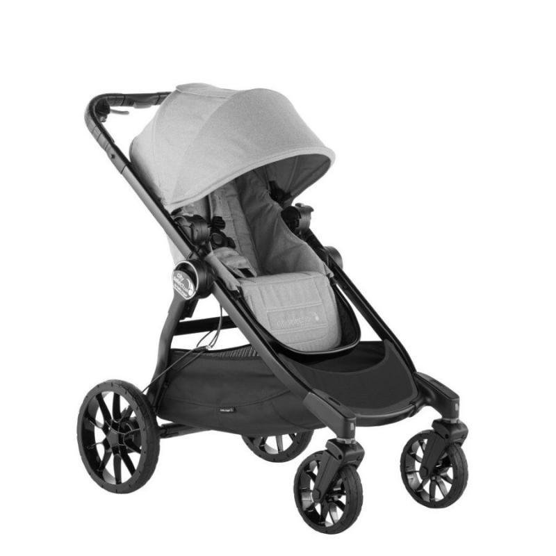 Kočárek Baby Jogger City Select Lux Slate 2017