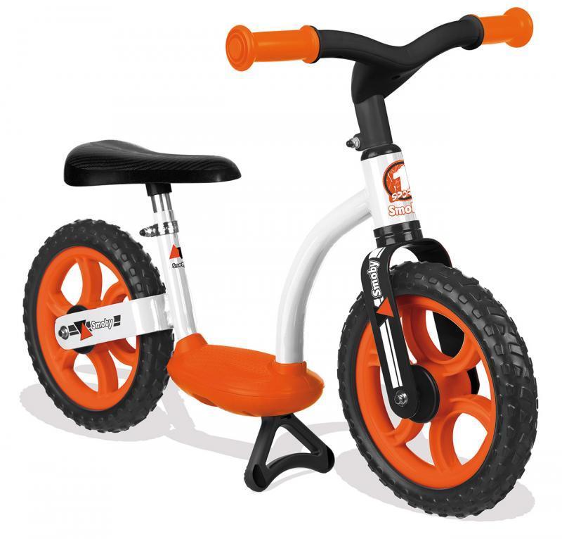 Smoby Cykloodrážedlo oranžové, stojan