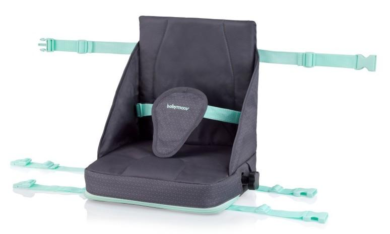 Jídelní židlička přenosná Babymoov Up&Go Smokey