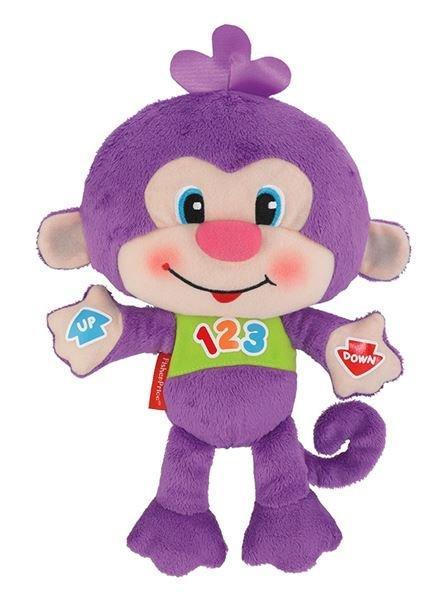 Fisher-Price Chytrá mluvící opička BMC23