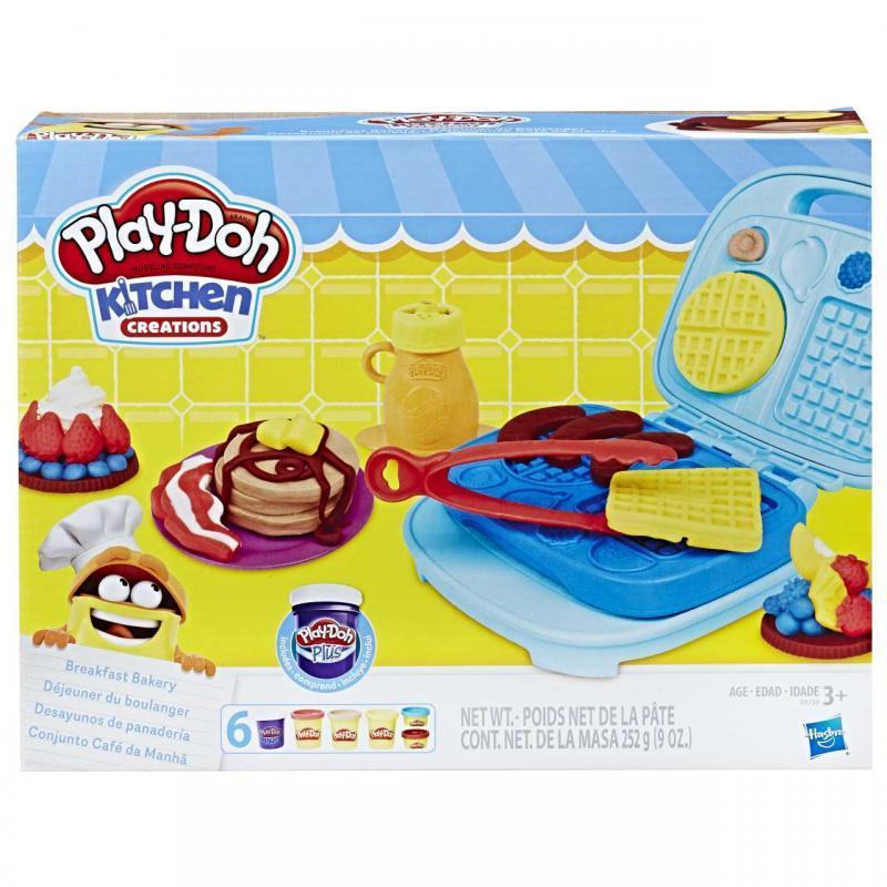 Hasbro Play-Doh Snídaňový hrací set