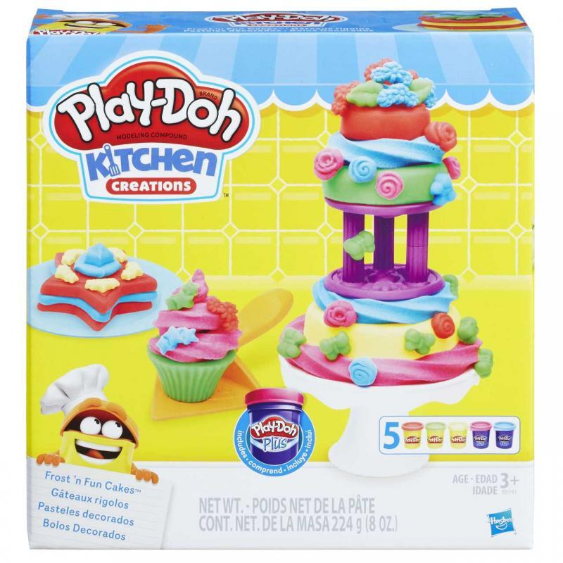 Hasbro Play-Doh Set na pečení