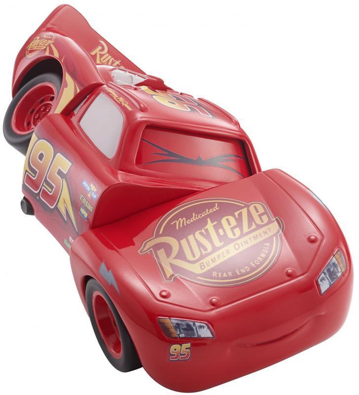 Mattel Cars 3 Bourací Auta - McQueen