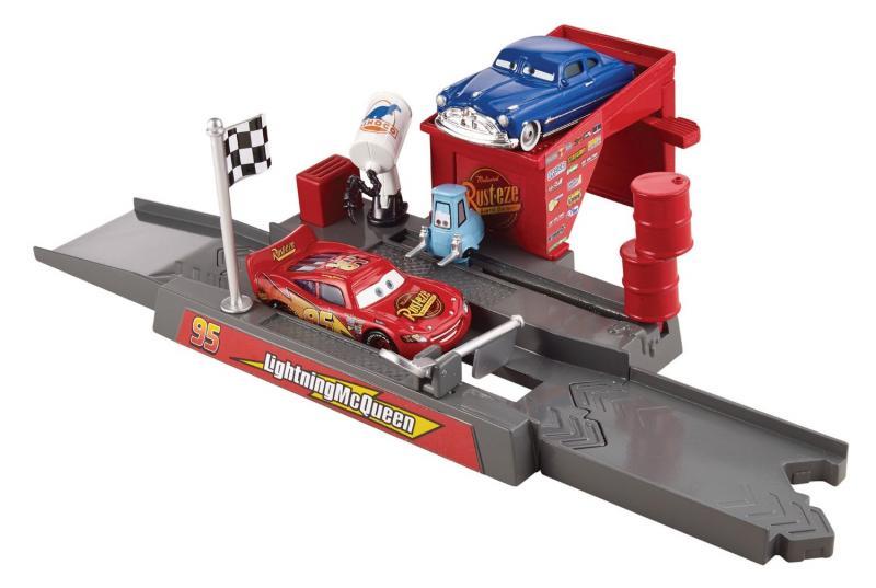 Mattel Cars Vystřelovač