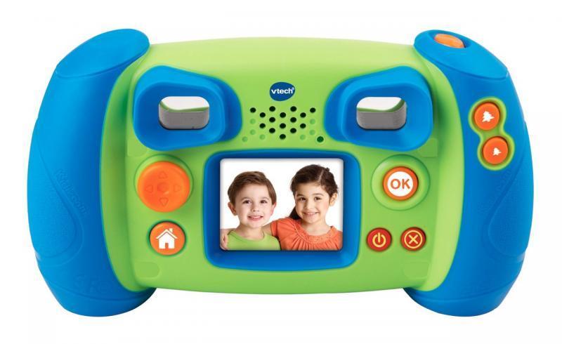 Vtech Kidizoom Kid Connect - modrý