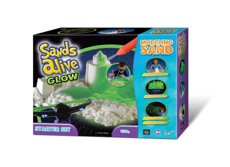 Alltoys Sands Alive! Glow Startovací balení