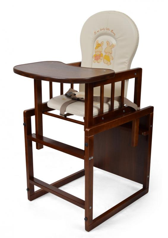 Jídelní židlička Depemo Tomi Eliza ořechová