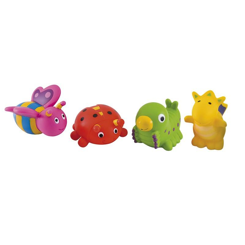 Canpol babies hračka do vody zahrada 4 ks