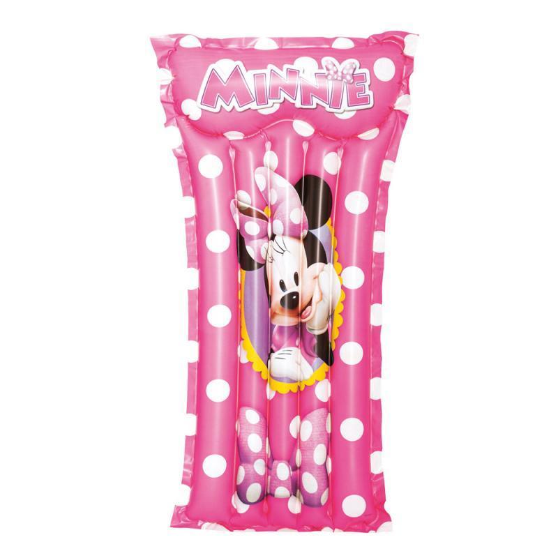Bestway Nafukovací matrace Minnie, rozměr 119x61 cm