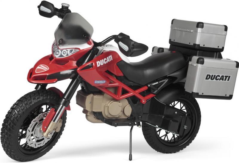 Elektrické vozítko Peg Pérego Ducati Enduro