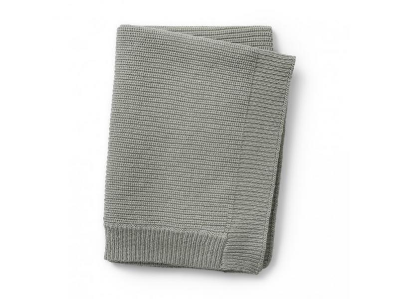 Elodie Details vlněná deka Mineral Green
