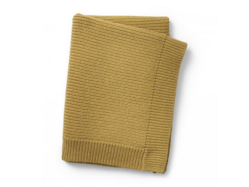 Elodie Details vlněná deka Gold