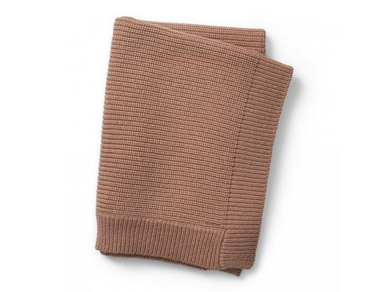 Elodie Details vlněná deka Faded Rose