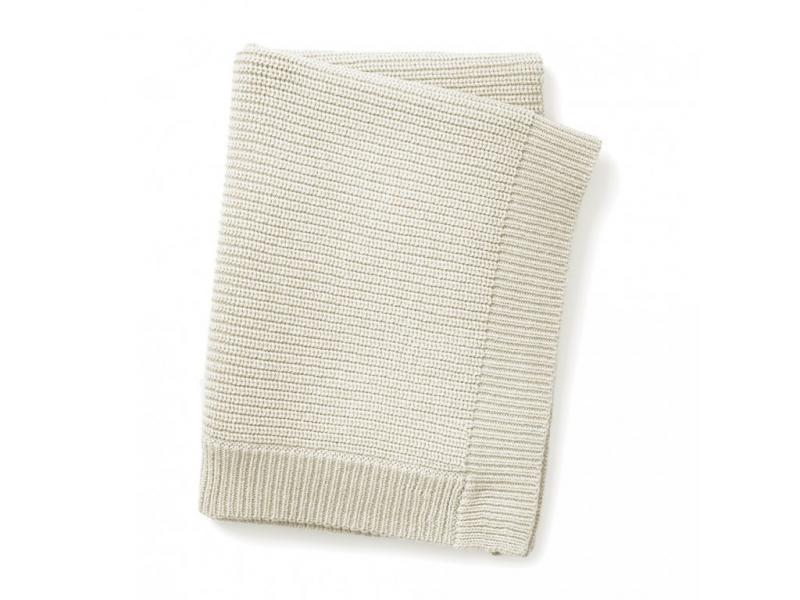Elodie Details vlněná deka Vanilla White