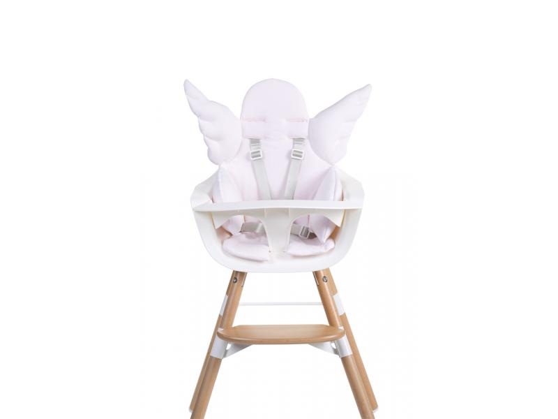 Childhome Sedací podložka do dětské židličky Angel Jersey - Grey