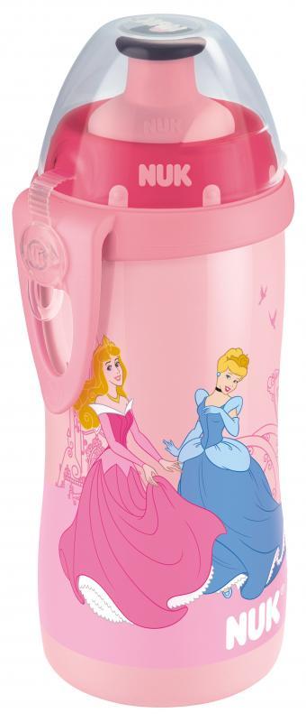 Nuk Junior Cup láhev Disney - Princezny 300 ml