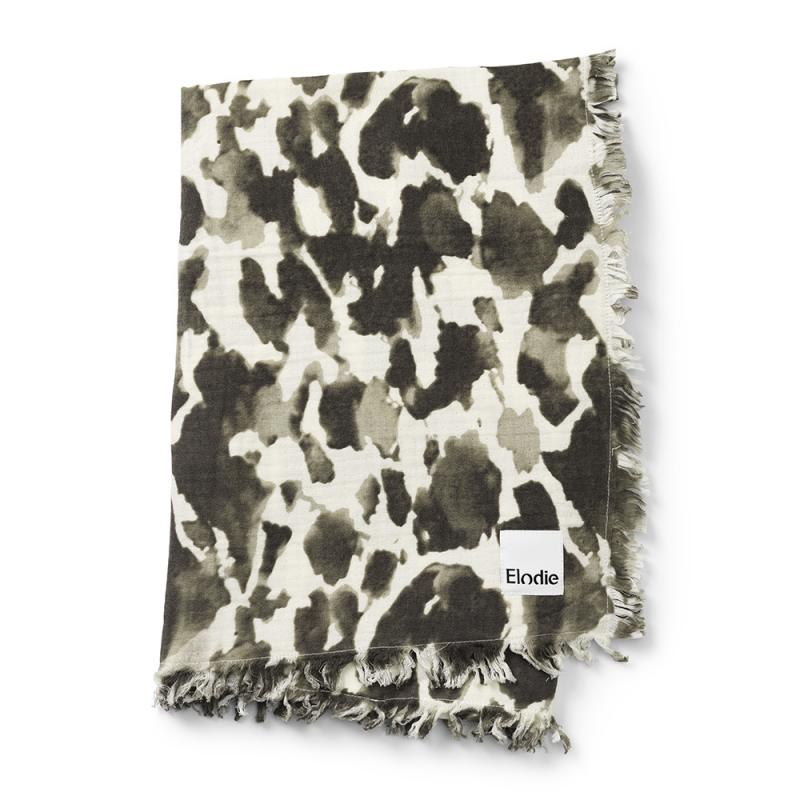 Elodie Details bavlněná deka Wild Paris
