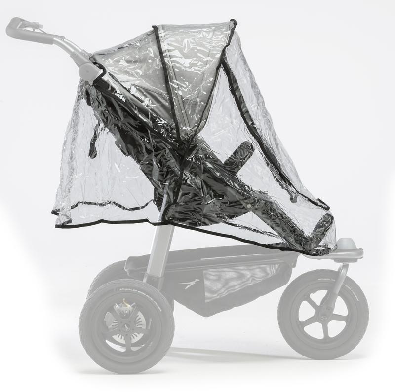 TFK pláštěnka na kočárek raincover Mono a Sport