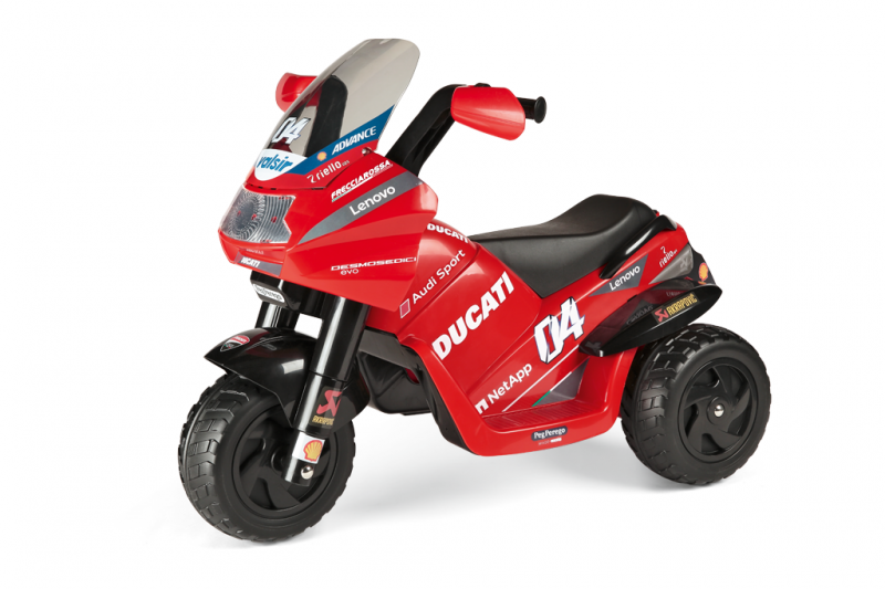 Elektrické vozítko Peg Pérego Ducati Desmosedici Evo IGED0922