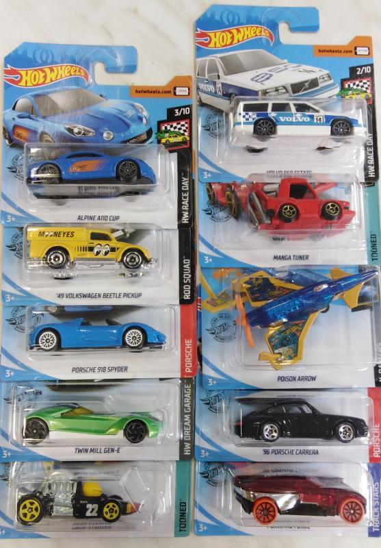 Mattel Hot Wheels Angličák