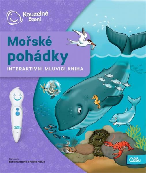 Albi KOUZELNÉ ČTENÍ Kniha Mořské pohádky