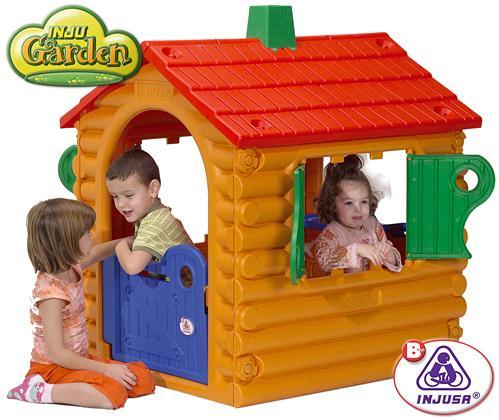 Injusa Detský domček Hut