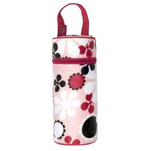 JJ Cole Termoobal na kojeneckou lahev - Pink Blossom