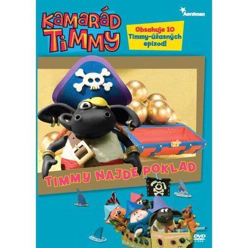 DVD Kamarád Timmy - Timmy najde poklad
