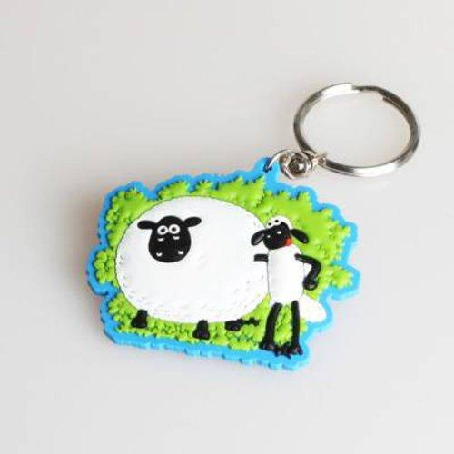 Shaun the Sheep - Ovečka Shaun - Přívěsek na klíče Shirley